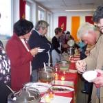 Bilder vom erstes Suppenfest am Richtsberg