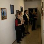 Ausstellung im Rahmen des Benefizdinners 2008