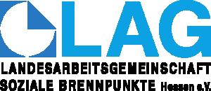 Logo der LAG Soziale Brennpunkte
