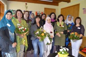 Zertifizierung der Integrationslotsen durch die Familienbildungsstätte Marburg 2014